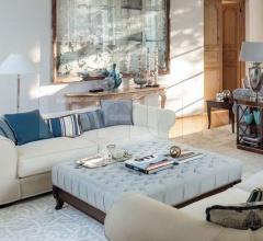 Трехместный диван 40013 FEDORA фабрика Angelo Cappellini
