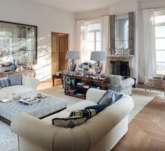 Трехместный диван 40103 RUGGERO фабрика Angelo Cappellini