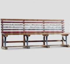 Итальянские скамейки - Скамья DB003293 фабрика Dialma Brown