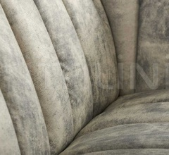 Трехместный диван DB005664 фабрика Dialma Brown