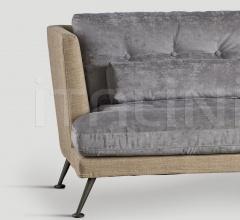 Трехместный диван DB004723 фабрика Dialma Brown