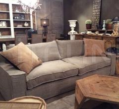 Трехместный диван DB004539 фабрика Dialma Brown