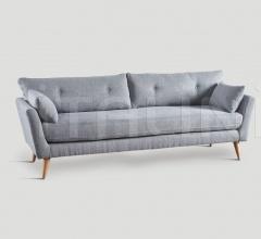 Трехместный диван DB004535 фабрика Dialma Brown