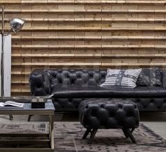 Трехместный диван DB004014 фабрика Dialma Brown