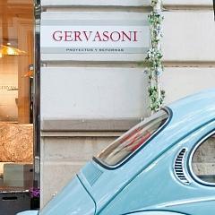 Gervasoni: выставочный зал в Валенсии - Итальянская мебель
