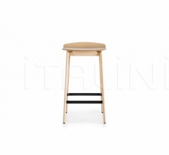 Итальянские барные стулья - Барный табурет Woody фабрика Molteni & C