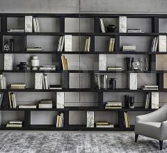 Книжный стеллаж KLEE фабрика Casamilano