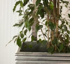 Итальянские цветочные горшки - Кашпо U500 фабрика Francesco Molon