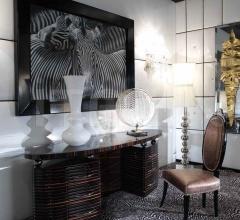 Итальянские столики туалетные - Туалетный столик G506 фабрика Francesco Molon