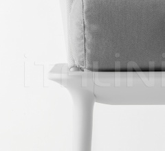Трехместный диван REVA REVA_D фабрика Pedrali