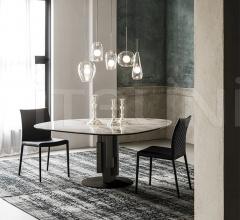 Стол обеденный Skyline Keramik Round фабрика Cattelan Italia