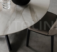 Стол обеденный Planer Keramik Round фабрика Cattelan Italia