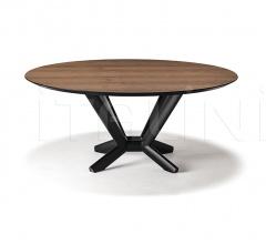 Стол обеденный Planer Wood Round фабрика Cattelan Italia