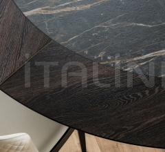 Стол обеденный Skorpio Ker-Wood Round фабрика Cattelan Italia