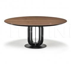 Стол обеденный Soho Wood фабрика Cattelan Italia