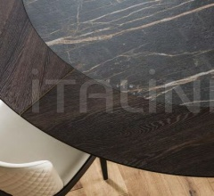 Стол обеденный Planer Ker-Wood Round фабрика Cattelan Italia