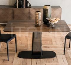 Стол обеденный Linus Wood фабрика Cattelan Italia