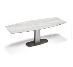 Раздвижной стол Linus Keramik Drive фабрика Cattelan Italia