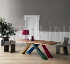 Итальянские стулья, табуреты - Стул с подлокотником Miss Ketch фабрика Bonaldo