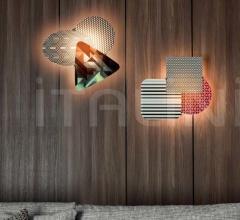 Настенный светильник Doppler Light фабрика Bonaldo