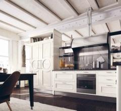 Итальянские кухни с островом - Кухня Montserrat фабрика Marchi Group