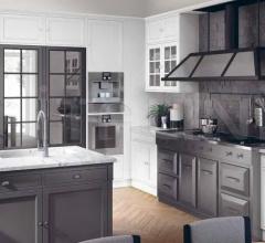 Итальянские кухни с островом - Кухня Artis фабрика Marchi Group