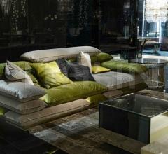 Трехместный диван Template фабрика Roberto Cavalli