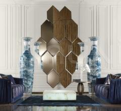 Трехместный диван Sharpei фабрика Roberto Cavalli