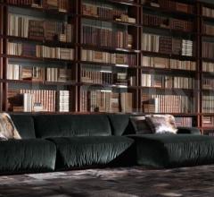 Модульный диван Hamptons.2 фабрика Roberto Cavalli