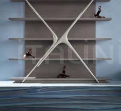Книжный стеллаж Eden фабрика Costantini Pietro