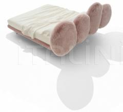 Кровать Cipria bed фабрика Edra