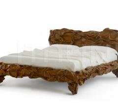 Кровать Grinza bed фабрика Edra