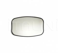 Настенное зеркало horta фабрика Ceccotti Collezioni