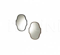 Настенное зеркало face фабрика Ceccotti Collezioni