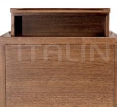 Итальянские тумбочки прикроватные - Тумбочка brad comodino фабрика Ceccotti Collezioni