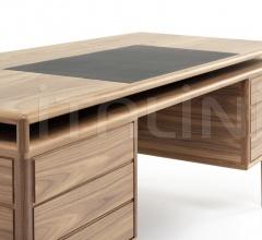 Итальянские кабинет - Письменный стол rive droite фабрика Ceccotti Collezioni