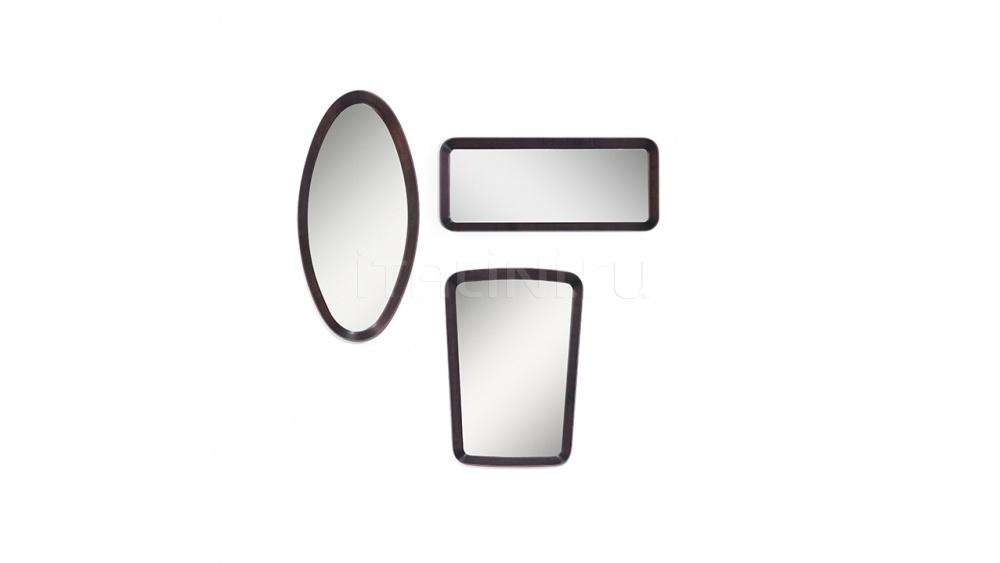 Настенное зеркало mini groove Ceccotti Collezioni