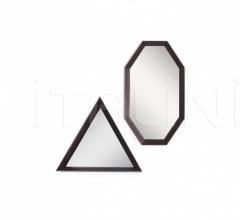 Настенное зеркало mini groove фабрика Ceccotti Collezioni