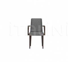 Стул с подлокотником classic chair braccioli фабрика Ceccotti Collezioni