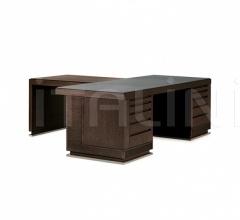 Итальянские кабинет - Письменный стол scrivania direzionale фабрика Ceccotti Collezioni