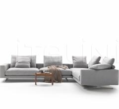 Модульный диван Campiello фабрика Flexform