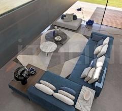 Модульный диван Softbench фабрика Flou