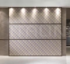 Итальянские декоративные панели - Панель Optical Skin BOIS12 фабрика Carpanelli