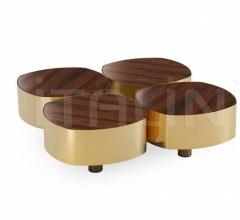 Кофейный столик Pastille фабрика Fendi Casa