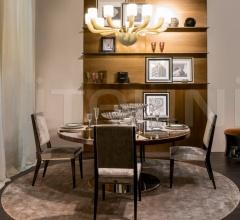 Итальянские кухни с островом - Кухня Villa Adriana фабрика Fendi Casa