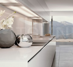 Итальянские кухонные гарнитуры - Кухня Villa Ada 1 фабрика Fendi Casa