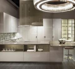 Кухня Villa Ada 2 фабрика Fendi Casa
