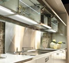 Итальянские мини-кухни - Кухня Villa Ada 3 фабрика Fendi Casa