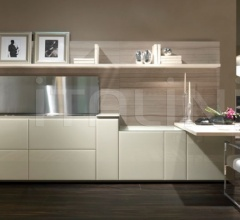 Итальянские мини-кухни - Кухня Villa Giulia 2 фабрика Fendi Casa