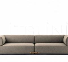 Модульный диван Soho 2 фабрика Fendi Casa